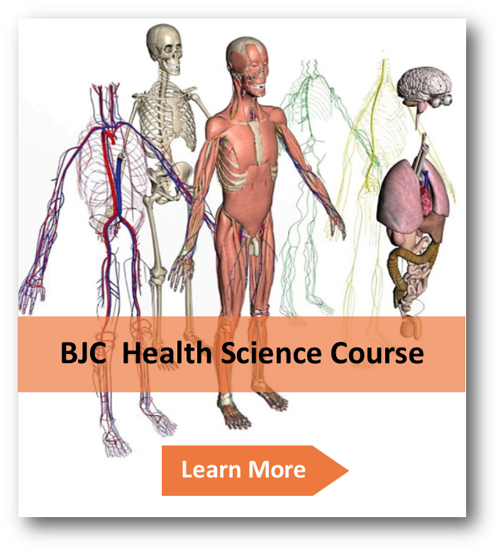 bjc health science course